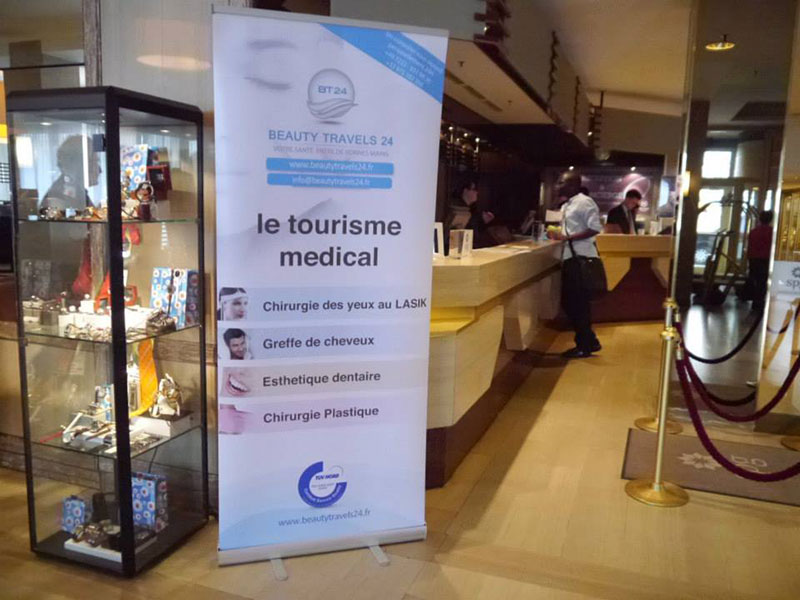 Free Information Event Brussels