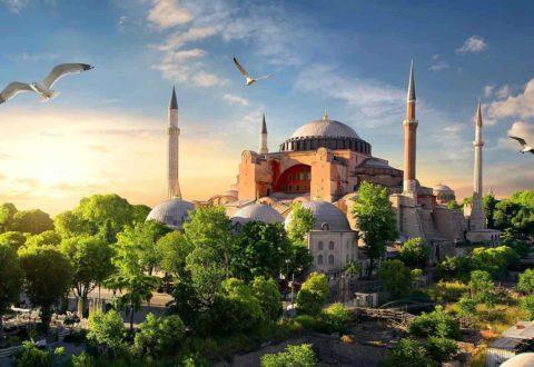 Hagia Sophia Ayasofya