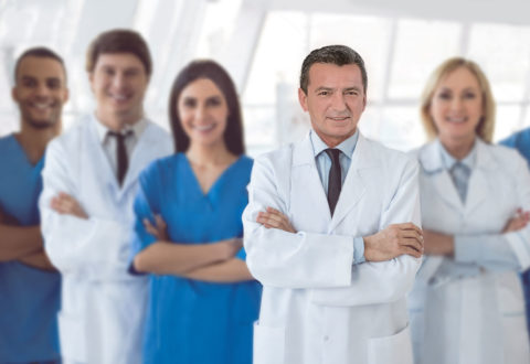 Hair transplant Medical Team