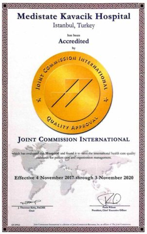 JCI Clinic Certification
