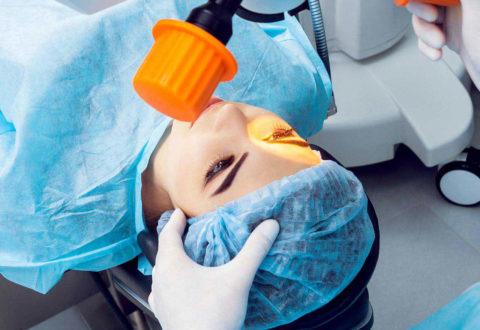 Laser eye surgery PRK Wavefront in Turkey
