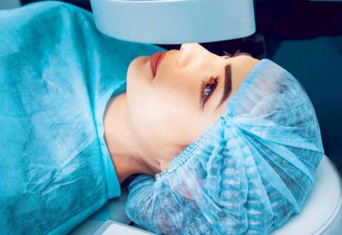 Laser eye surgey Relex Smile in Turkey