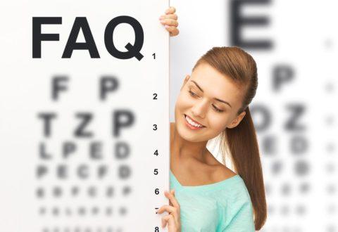Laser eye surgery FAQ